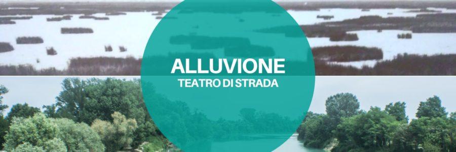 Alluvione / Residenze Artistiche San Donà di Piave 12 ottobre 2019