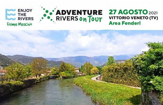 A Vittorio Veneto la prima tappa dell'Adventure Rivers on Tour