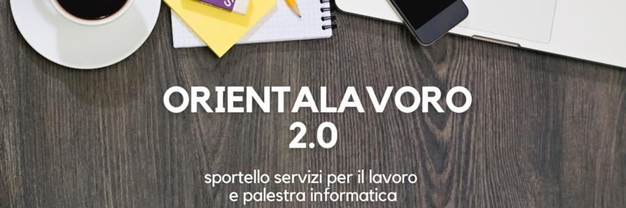 SPORTELLO ORIENTALAVORO 2.0 – COMUNE DI CAORLE